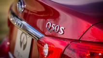 2016 Infiniti Q50 US Spec