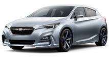 Subaru Impreza 5-Door Concept