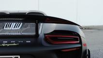 Porsche 918 Weissach
