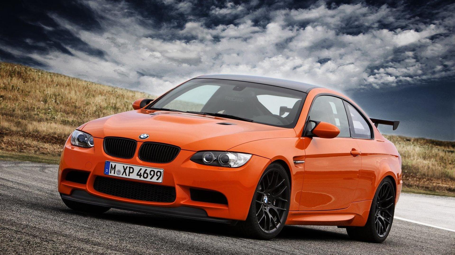BMW M3 GTS clocks not so fast Nurburgring time - 56 new photos