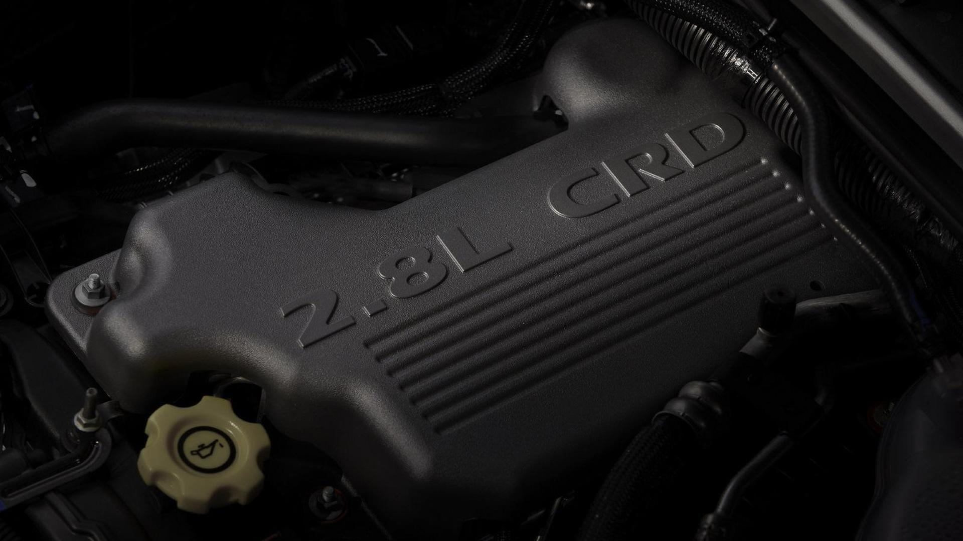 Jeep announces new diesel engines for Europe