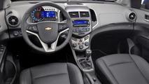 2011 Chevrolet Aveo Interior