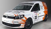 Volkswagen Caddy Racer unveiled