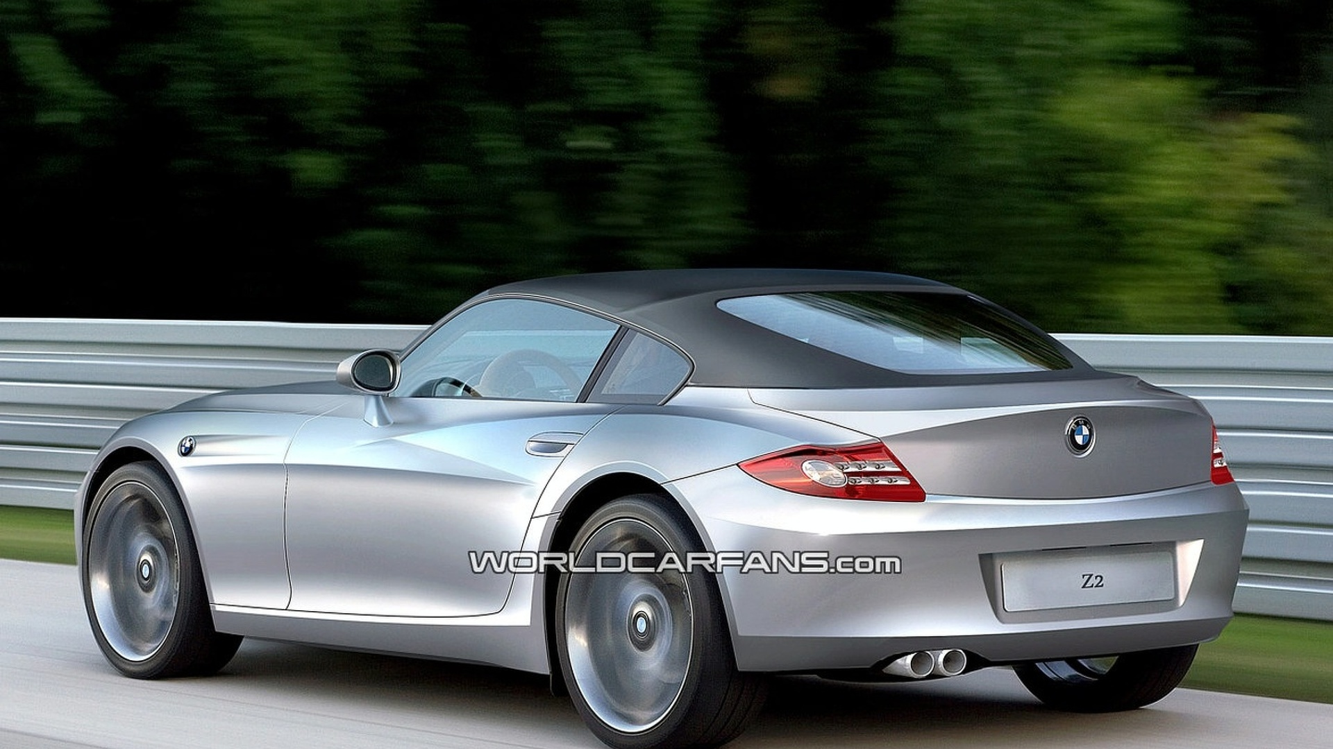 Speculation: BMW Z4 debut next month - Z2 hybrid on the way