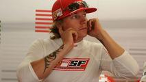 Raikkonen hints at Ferrari departure, eyes other seats