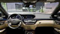 2011 Mercedes S63 AMG