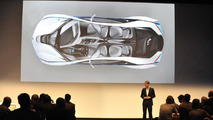 Design presentation Adrian van Hooydonk, Senior Vice President BMW Group Design, BMW Design Night on July 21st 2010, 26.07.2010