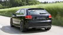 Sportec tunes Audi S3/VW Golf and Scirocco R to 323 PS