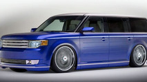 2010 Ford Flex by Falken Tire
