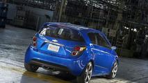 2011 Chevrolet Aveo RS concept - 08.01.2010