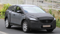 Mazda CX-5 spied with interior shots