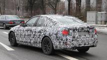 2012 BMW 3-Series spy photos