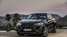 2015 BMW X6 leaked photo