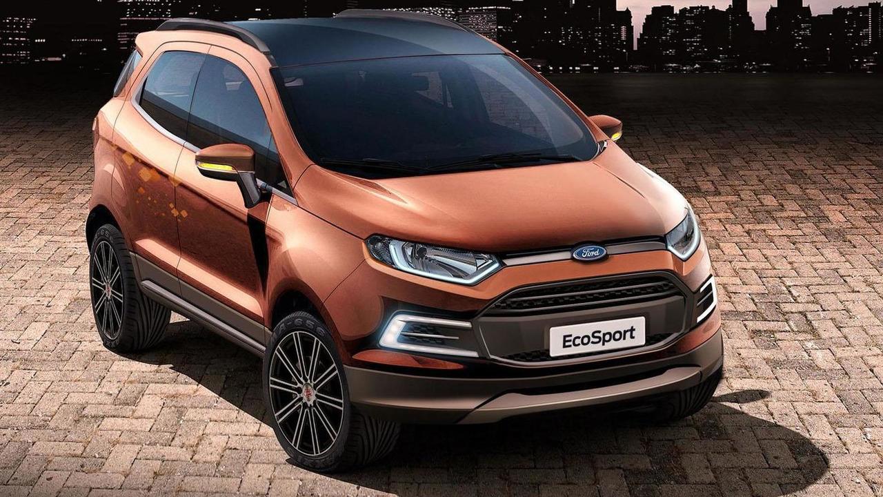 EcoSport Beauty concept