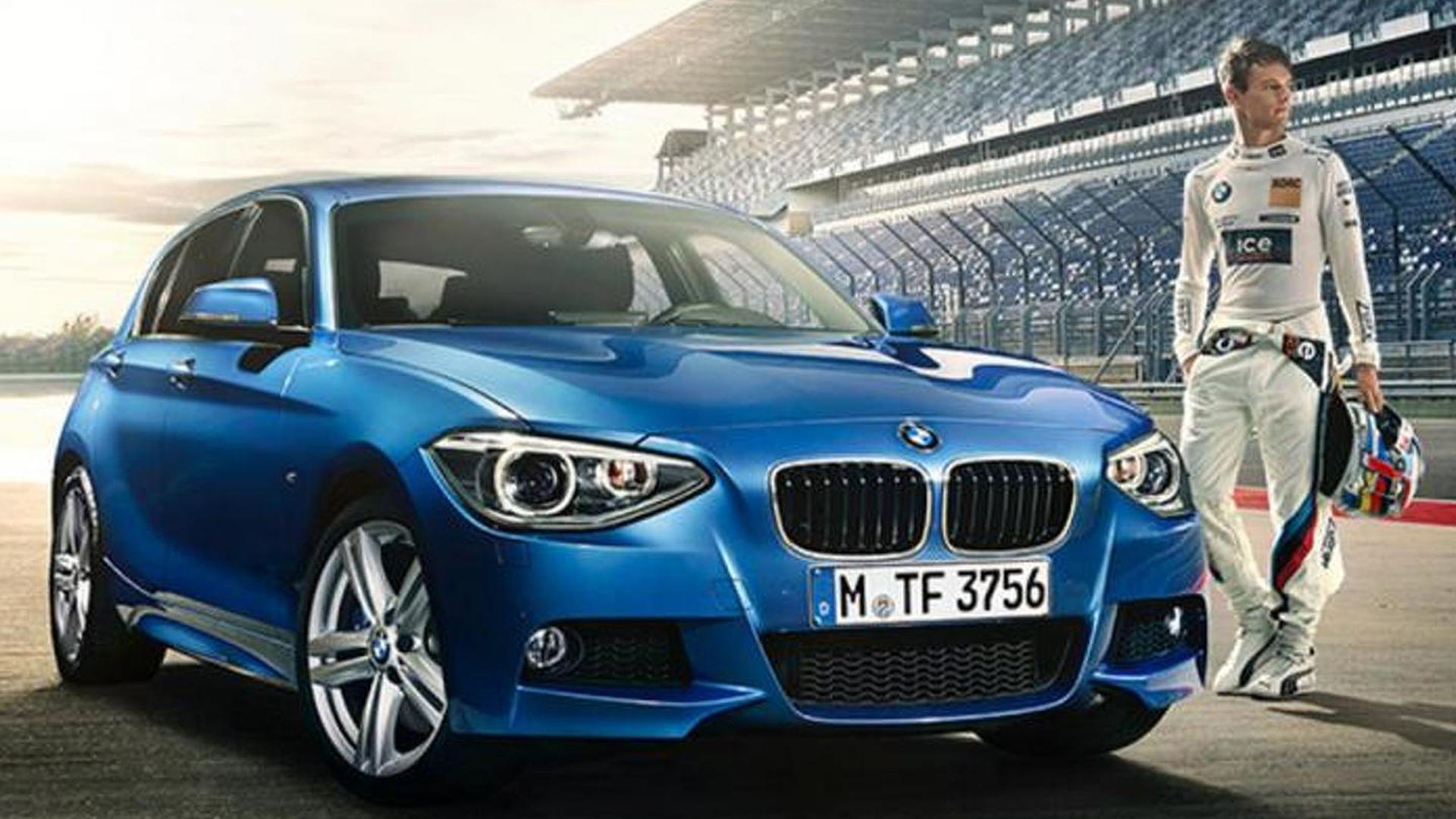 BMW 1-Series DTM Sport Edition officially revealed