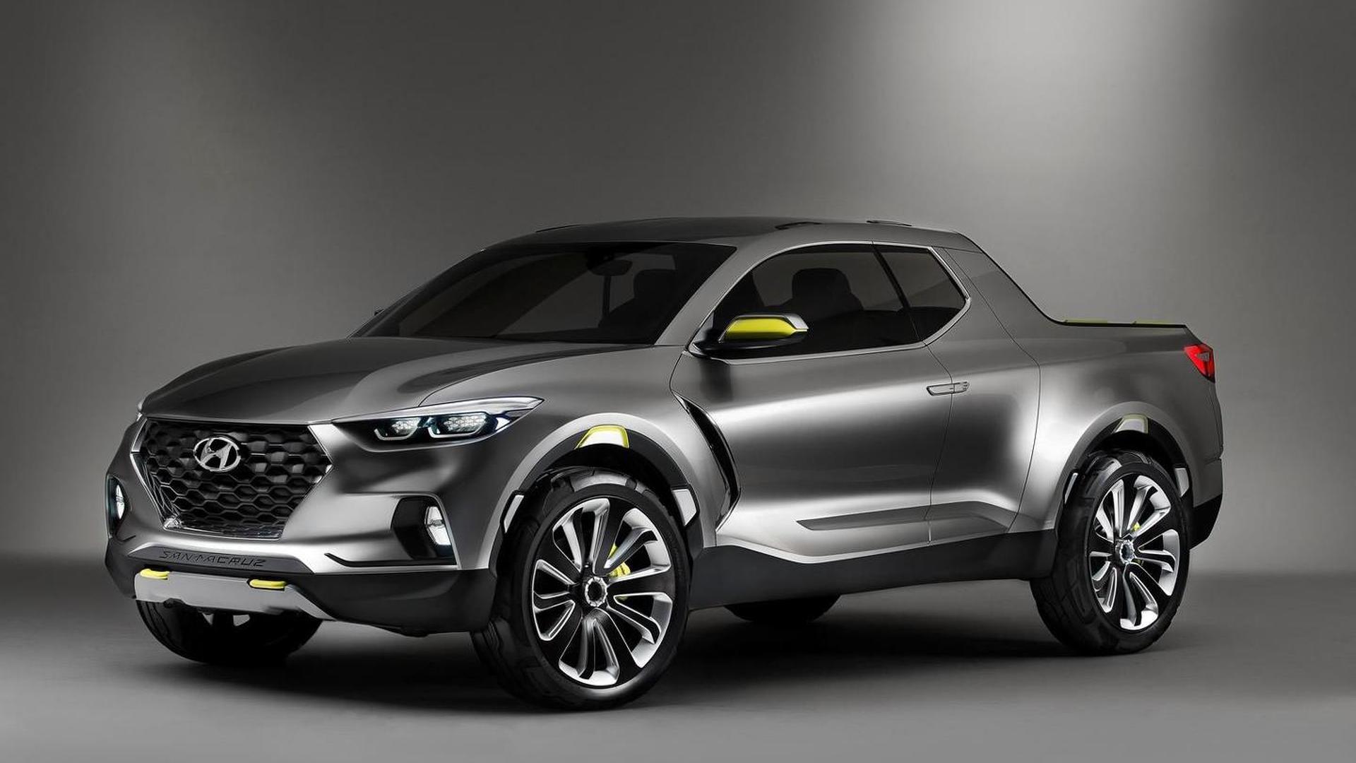 Hyundai Santa Cruz could spawn a Kia pickup truck