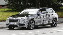 Spied BMW 1-Series facelift prototype hides much needed cosmetic changes