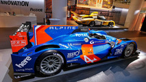 Renault n°36 Alpine race car 22.3.2013