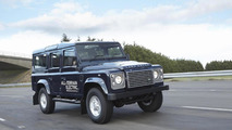 Land Rover Electric Defender research vehicle