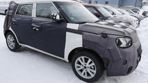 2014 Kia Soul spy photo 18.02.2013 / Automedia