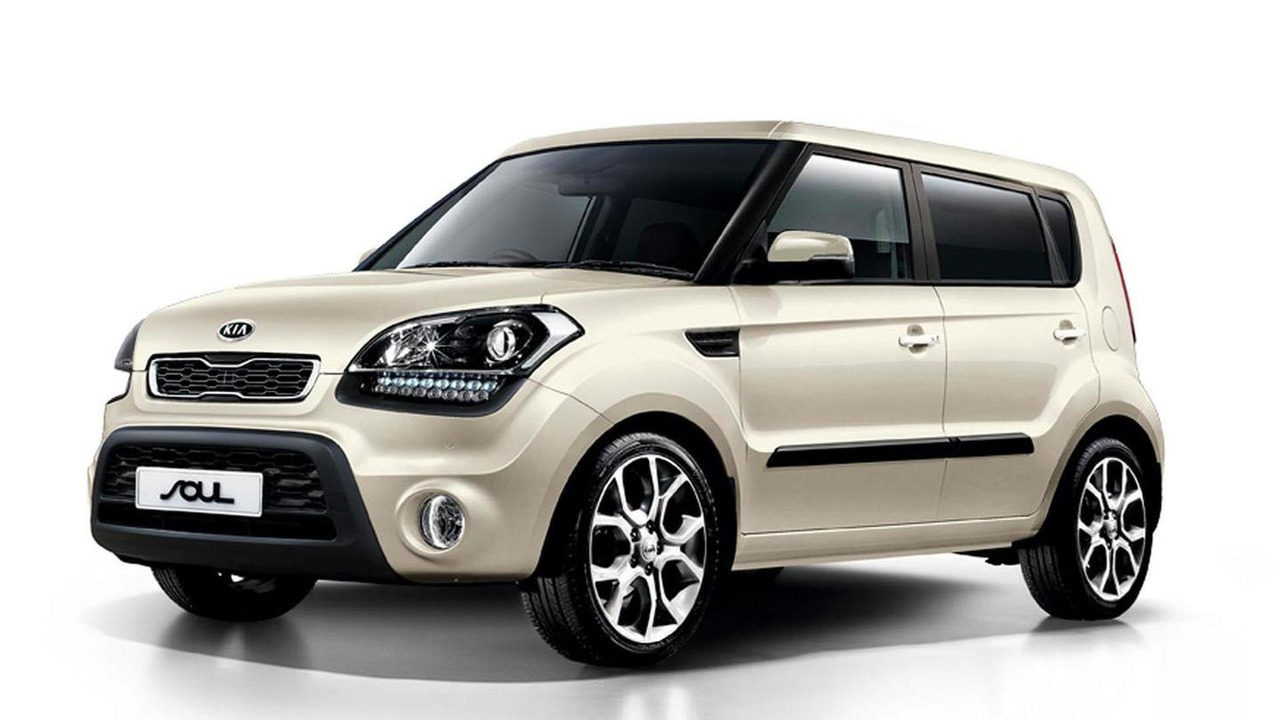 Kia Soul Shaker special edition 25.1.2013