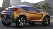 Nissan EXTREM concept 22.10.2012