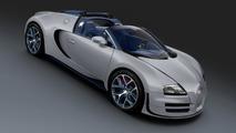 Bugatti Veyron 16.4 Grand Sport Vitesse Rafale special edition 22.10.2012