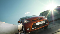 Toyota Aygo Fire & Ice special editions announced (UK)