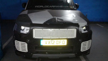 2014 Range Rover Sport spy photo 03.9.2012