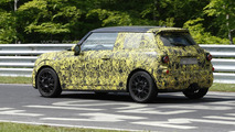 2014 MINI Cooper spy video