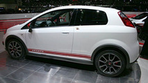 Fiat Grande Punto Abarth Revealed