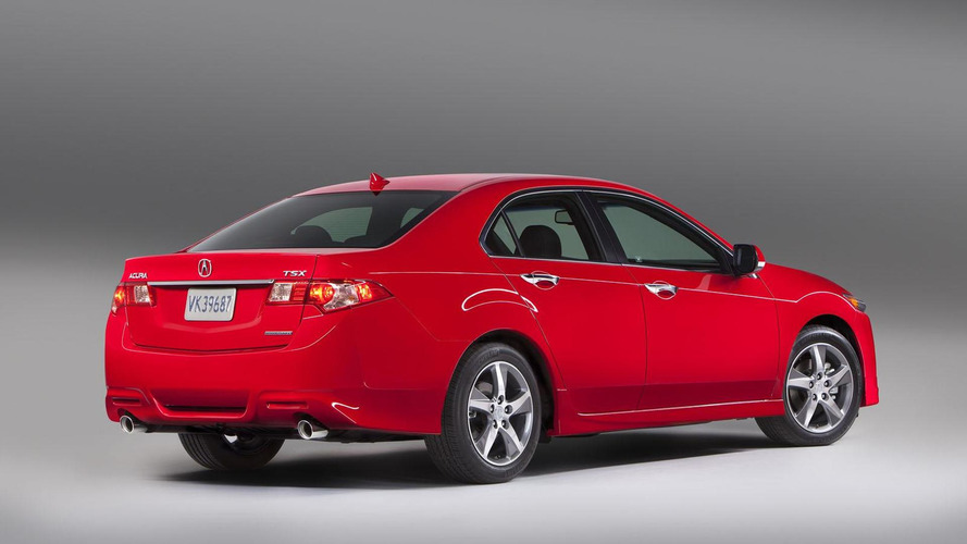 2012 Acura TSX Special Edition revealed