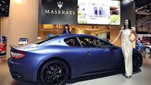 Maserati GranTurismo S Limited Edition - 1.12.2011