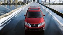 Nissan Pathfinder concept 09.1.2012