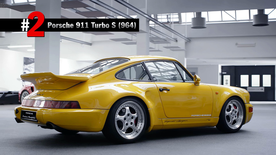 These Are The Custom 911s That Porsche Exclusive Is Most Proud Of
