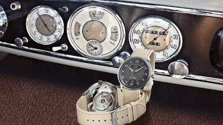 Junghans Meister Driver : délicieusement vintage