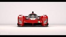 Ferrari LMP1 Concept by Oriol Folch Garcia