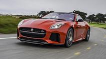 First Drive: 2017 Jaguar F-Type SVR