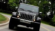 Jeep Wrangler SRT8 under consideration?