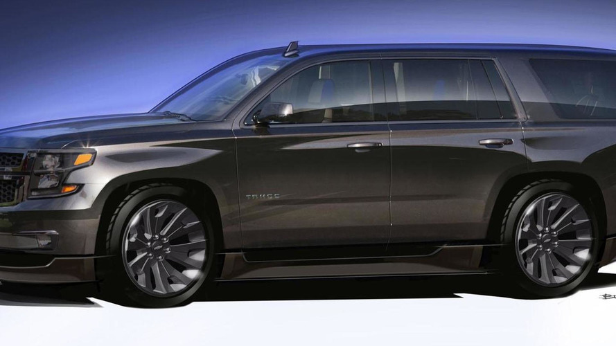 Chevrolet plotting hot Tahoe RS and SS versions