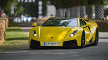 2013 GTA Spano arrives at Goodwood FoS