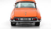 Porsche Citroen 911 DS render by Brandpowder 07.11.2013
