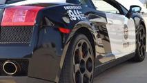 Los Angeles Police gets a second-hand Lamborghini Gallardo