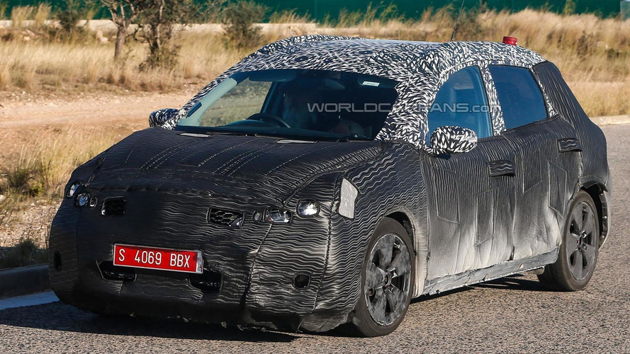 2014 Nissan Almera spied yet again, could be introduced sometime next year