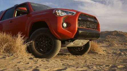 Toyota highlights the TRD Pro lineup [video]