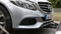 2015 Mercedes C-Class plug-in hybrid