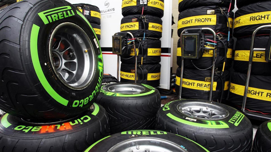 Moves afoot for December tyre test with 2013 cars