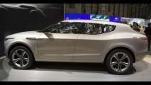 Aston Martin desiste de produzir o SUV Lagonda