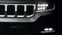 2019 Jeep Grand Wagoneer spy photos