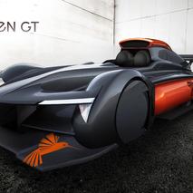 A Hydrogen Rocket Enters Le Mans Race